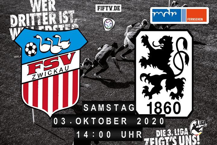 Zwickau 1860 Live