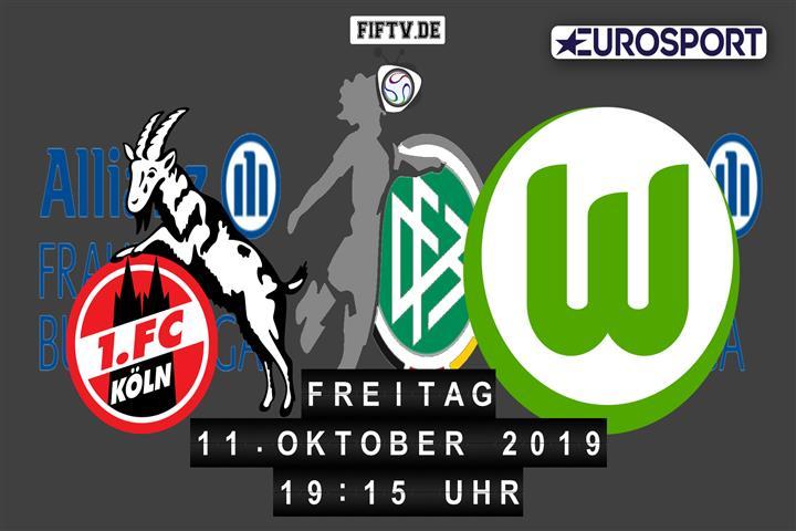 Wolfsburg Köln Live Stream