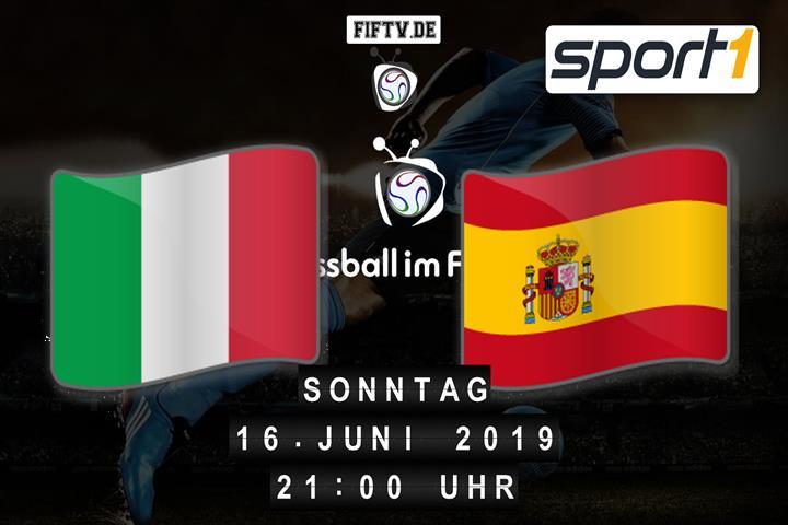 Italien Spanien Tv