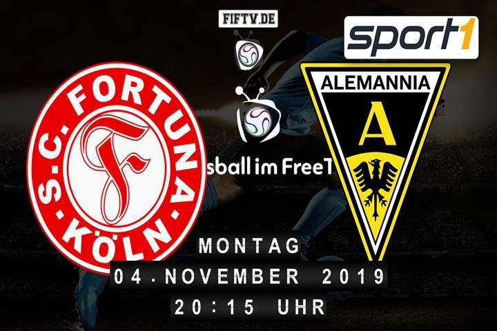 Alemannia Aachen Fortuna Köln
