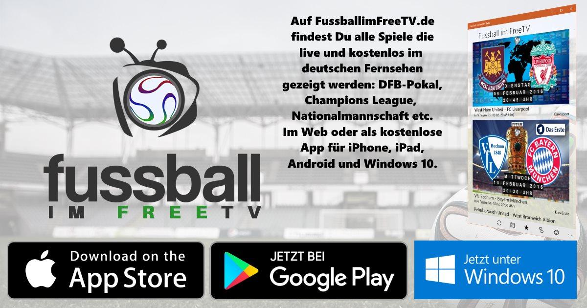 live stream fußball deutsch