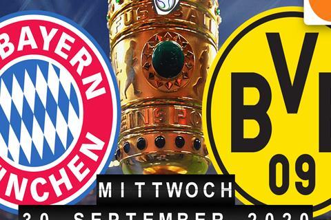 Bayern Dortmund Live Fernsehen