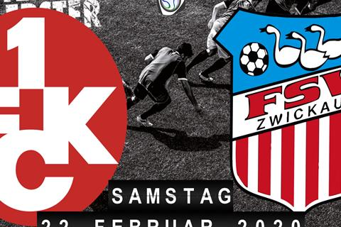 Zwickau Kaiserslautern Live