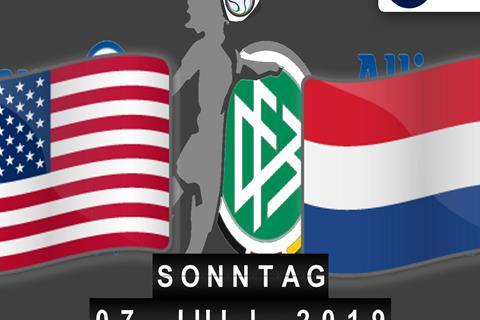 Usa Niederlande