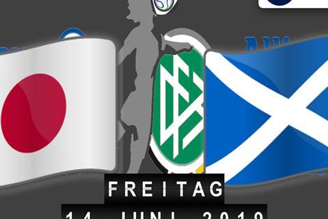 Japan Schottland
