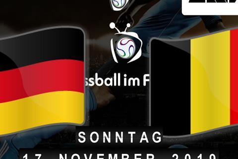 Deutschland Belgien U21