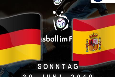 Deutschland Spanien U21