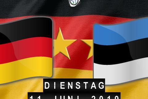 Deutschland Estland Live