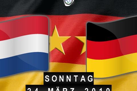 Niederlande Deutschland Stream
