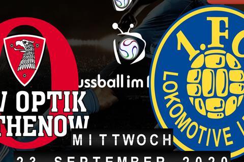 Rathenow Fußball
