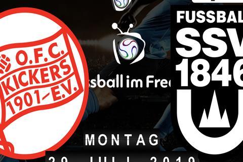 Kickers Offenbach Live Stream