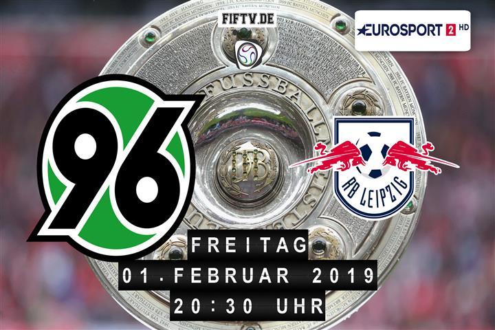 Hannover 96 - RB Leipzig Spielankündigung