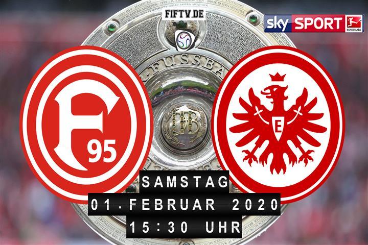 Eintracht Frankfurt Düsseldorf