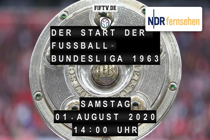 Der Start der Fussball-Bundesliga 1963