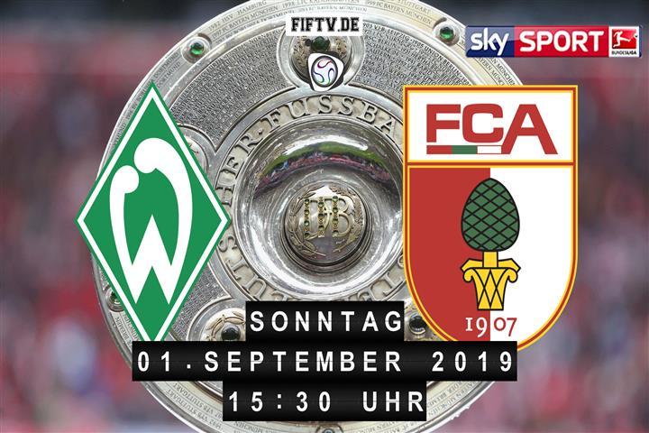 Werder Bremen - FC Augsburg Spielankündigung