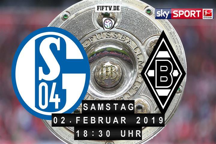 Schalke 04 - Borussia Mönchengladbach Spielankündigung