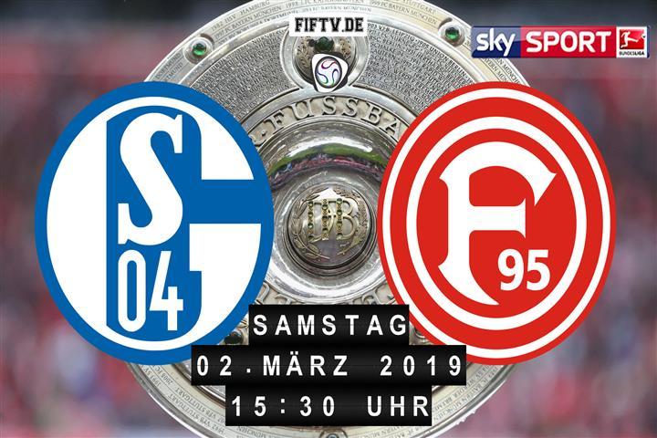 Schalke 04 - Fortuna Düsseldorf Spielankündigung