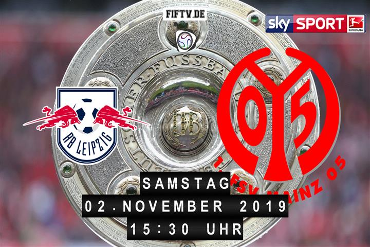 RB Leipzig - FSV Mainz 05 Spielankündigung