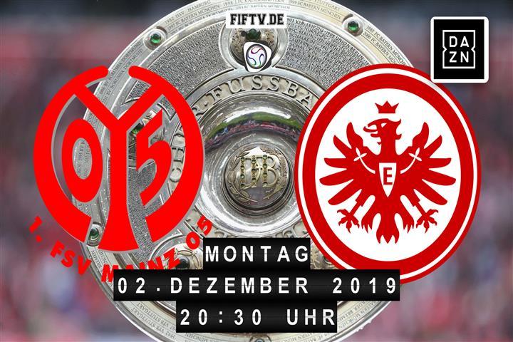 FSV Mainz 05 - Eintracht Frankfurt Spielankündigung