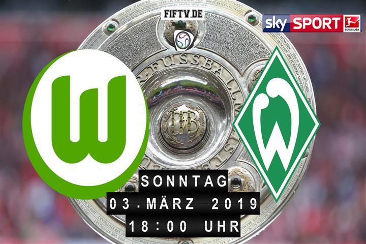 VfL Wolfsburg - Werder Bremen Spielankündigung