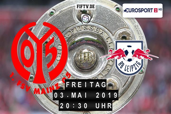 FSV Mainz 05 - RB Leipzig Spielankündigung