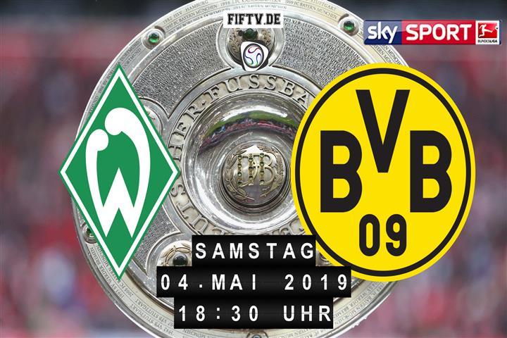 Werder Bremen - Borussia Dortmund Spielankündigung