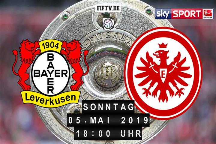 Bayer Leverkusen - Eintracht Frankfurt Spielankündigung
