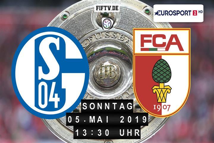 Schalke 04 - FC Augsburg Spielankündigung