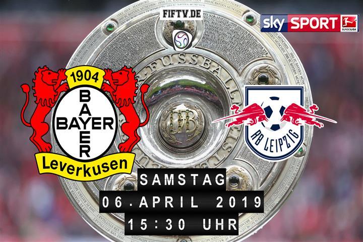 Bayer Leverkusen - RB Leipzig Spielankündigung