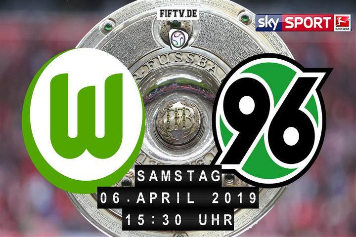 VfL Wolfsburg - Hannover 96 Spielankündigung