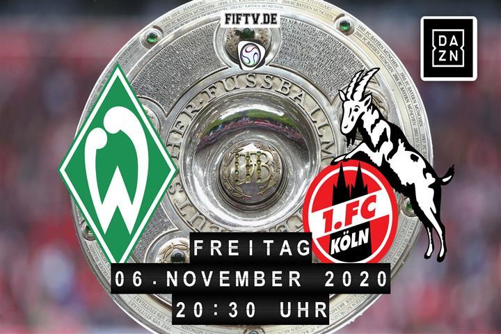 Werder Köln Stream
