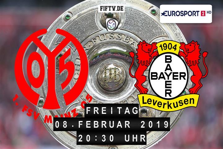 FSV Mainz 05 - Bayer Leverkusen Spielankündigung