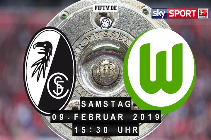 SC Freiburg - VfL Wolfsburg Spielankündigung