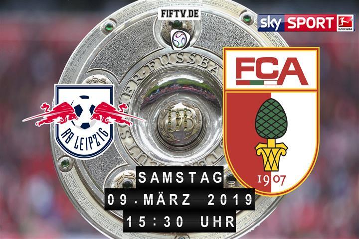 RB Leipzig - FC Augsburg Spielankündigung