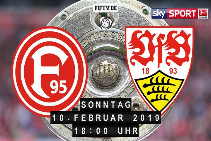 Fortuna Düsseldorf - VfB Stuttgart Spielankündigung