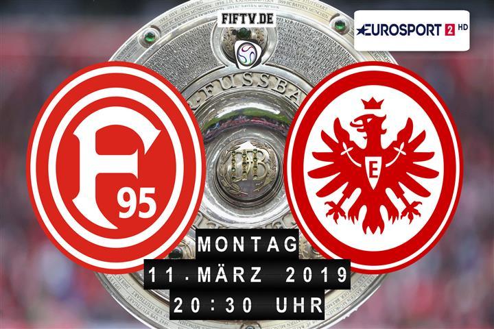 Fortuna Düsseldorf - Eintracht Frankfurt Spielankündigung
