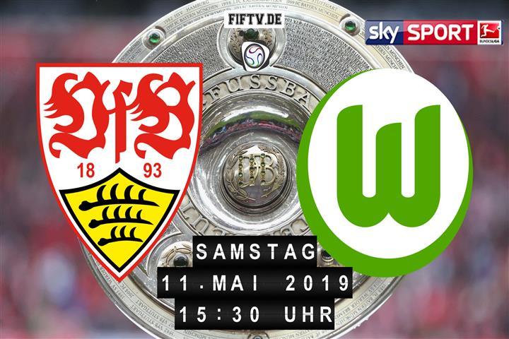 VfB Stuttgart - VfL Wolfsburg Spielankündigung