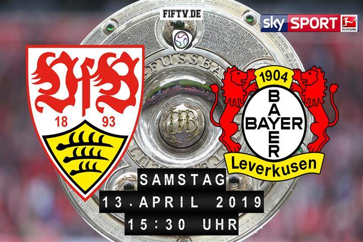 VfB Stuttgart - Bayer Leverkusen Spielankündigung