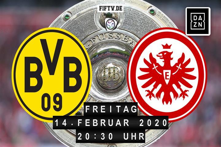 Eintracht Frankfurt Dortmund Tickets
