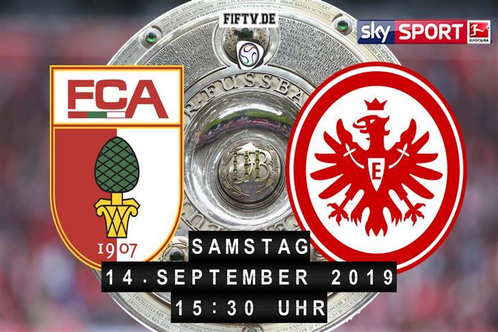 FC Augsburg - Eintracht Frankfurt Spielankündigung