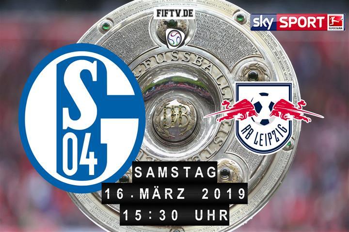 Schalke 04 - RB Leipzig Spielankündigung