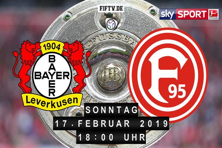 Bayer Leverkusen - Fortuna Düsseldorf Spielankündigung