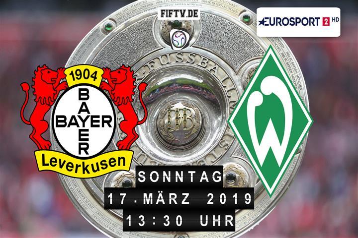 Bayer Leverkusen - Werder Bremen Spielankündigung