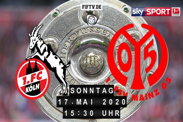 Fußballspiel Mainz
