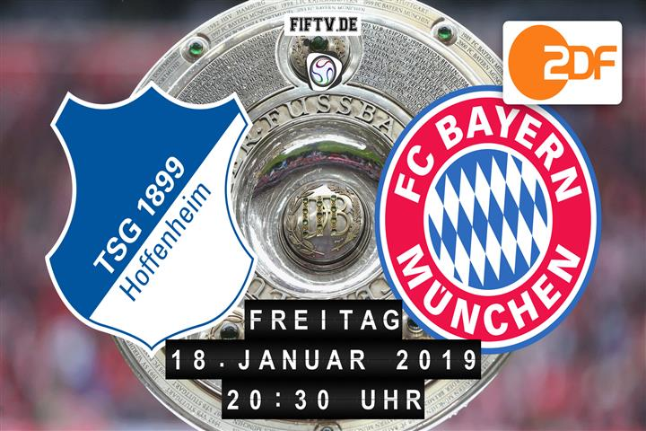 1899 Hoffenheim - Bayern München Spielankündigung