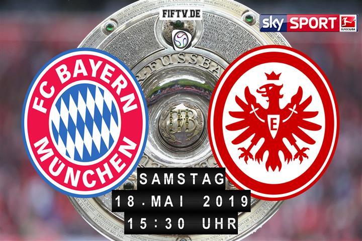 Bayern München - Eintracht Frankfurt Spielankündigung
