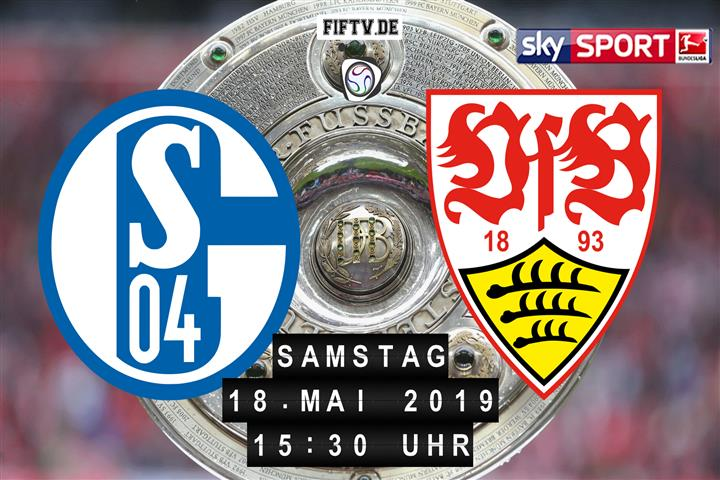 Schalke 04 - VfB Stuttgart Spielankündigung