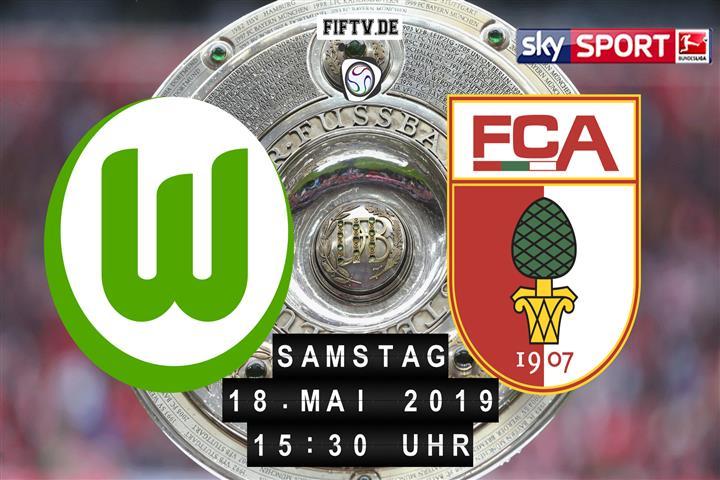VfL Wolfsburg - FC Augsburg Spielankündigung