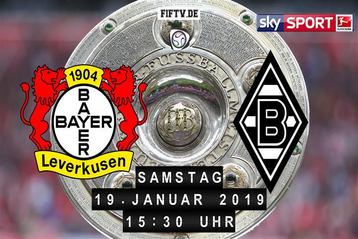 Bayer Leverkusen - Borussia Mönchengladbach Spielankündigung