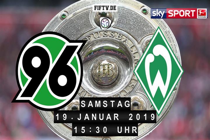 Hannover 96 - Werder Bremen Spielankündigung